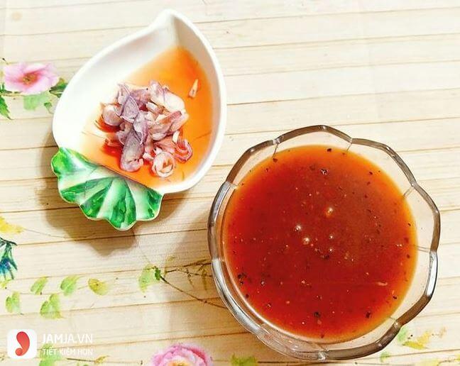 cách làm sườn rán chua ngọt 3