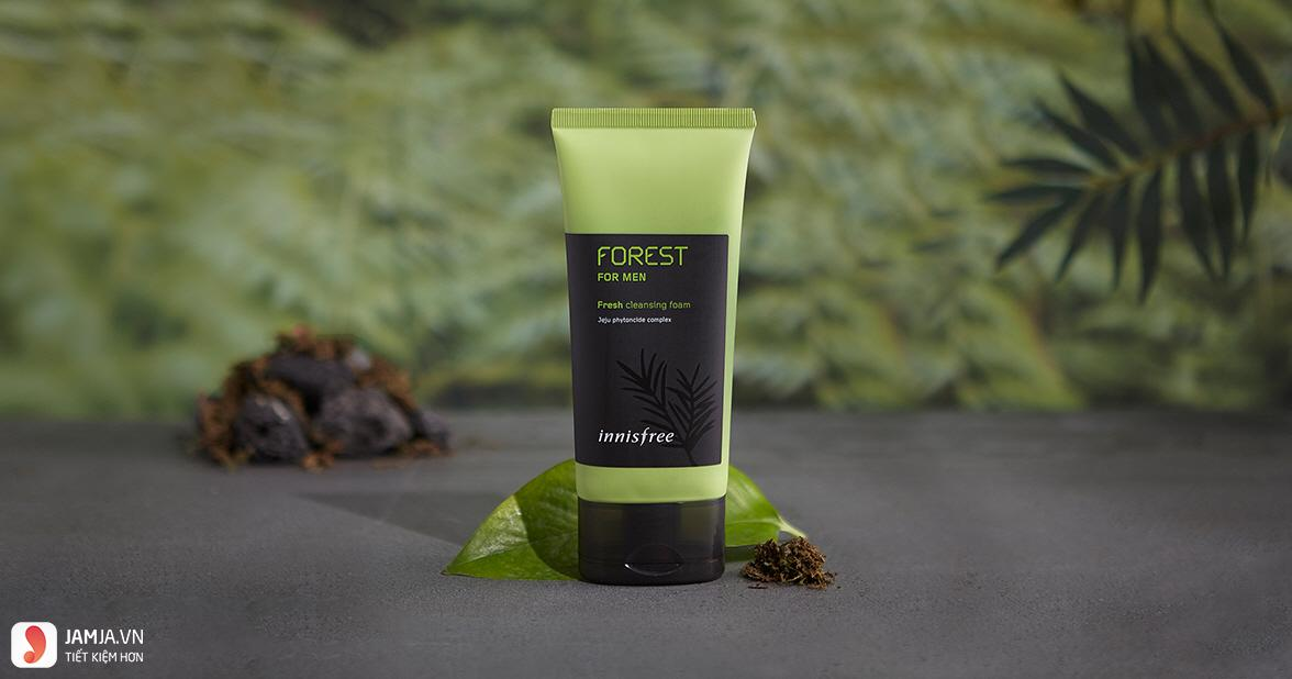 Sữa rửa mặt Innisfree cho nam Forest For Men