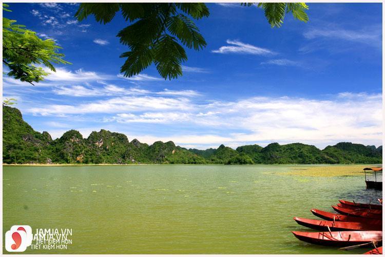 Những địa điểm cắm trại giá rẻ tại Hà Nội 4