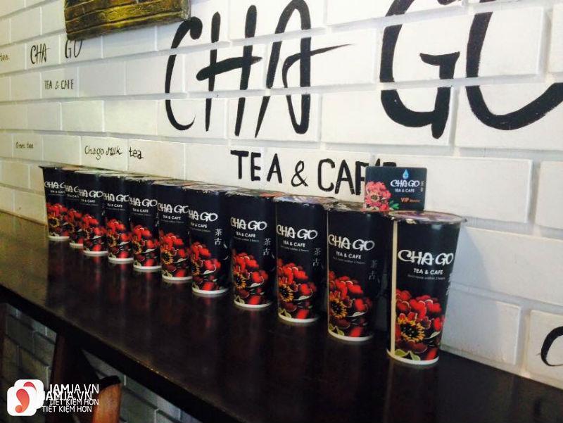 Trà sữa Chago - Hàng Buồm 12