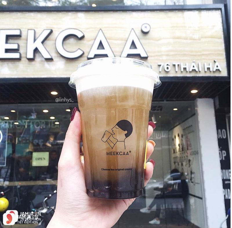 Trà sữa Heekcaa - Lý Thường Kiệt 2