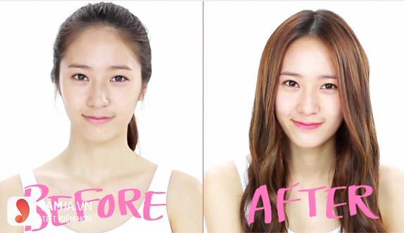 Review kem trang điểmCC Cream Sakura 4