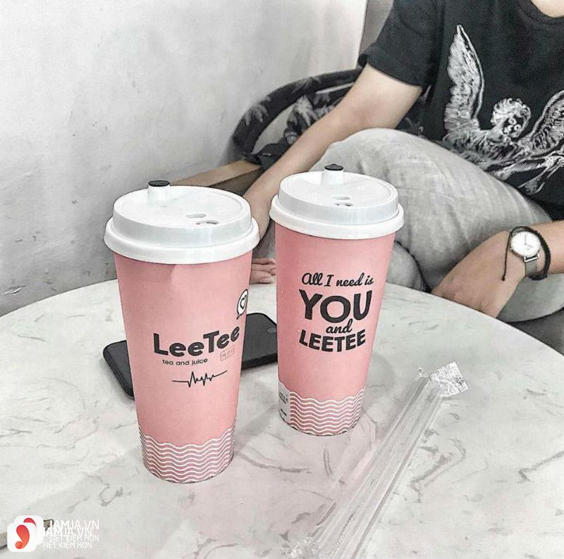 Trà sữa LeeTee - Tea & Juice - Xã Đàm 3