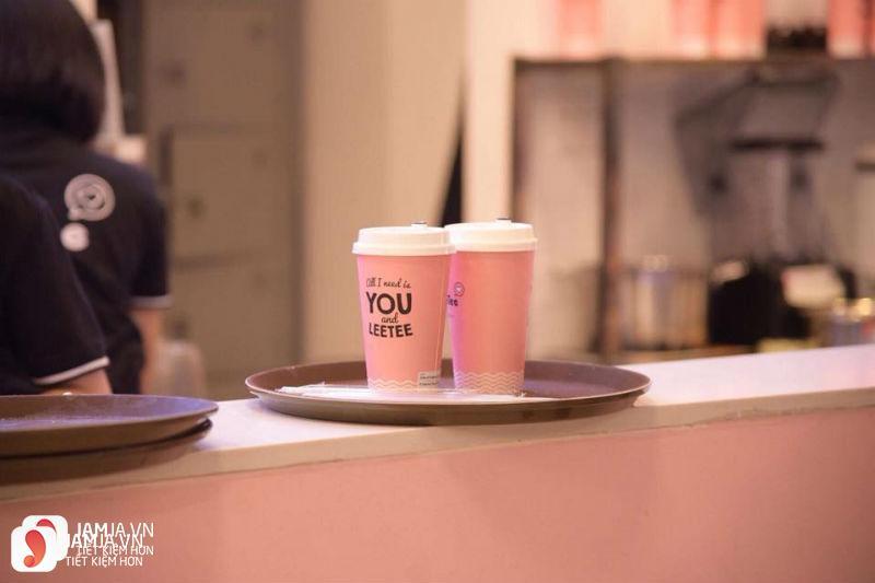 Trà sữa LeeTee - Tea & Juice - Xã Đàm 16