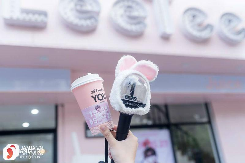 Trà sữa LeeTee - Tea & Juice - Xã Đàm 15