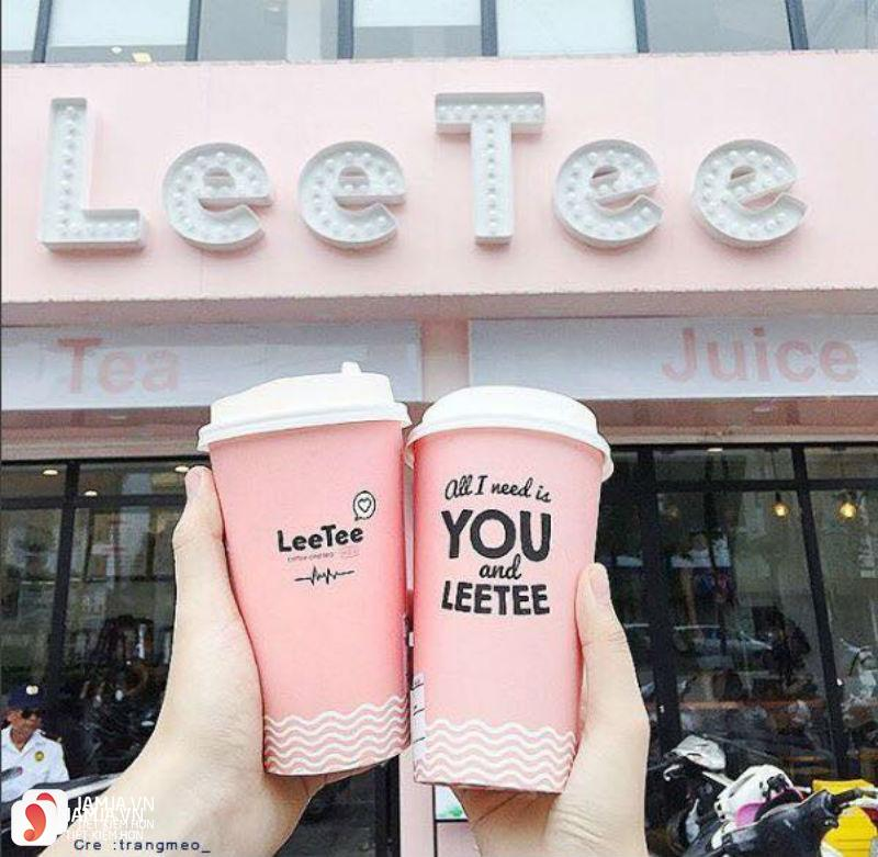Trà sữa LeeTee - Tea & Juice - Xã Đàm 1