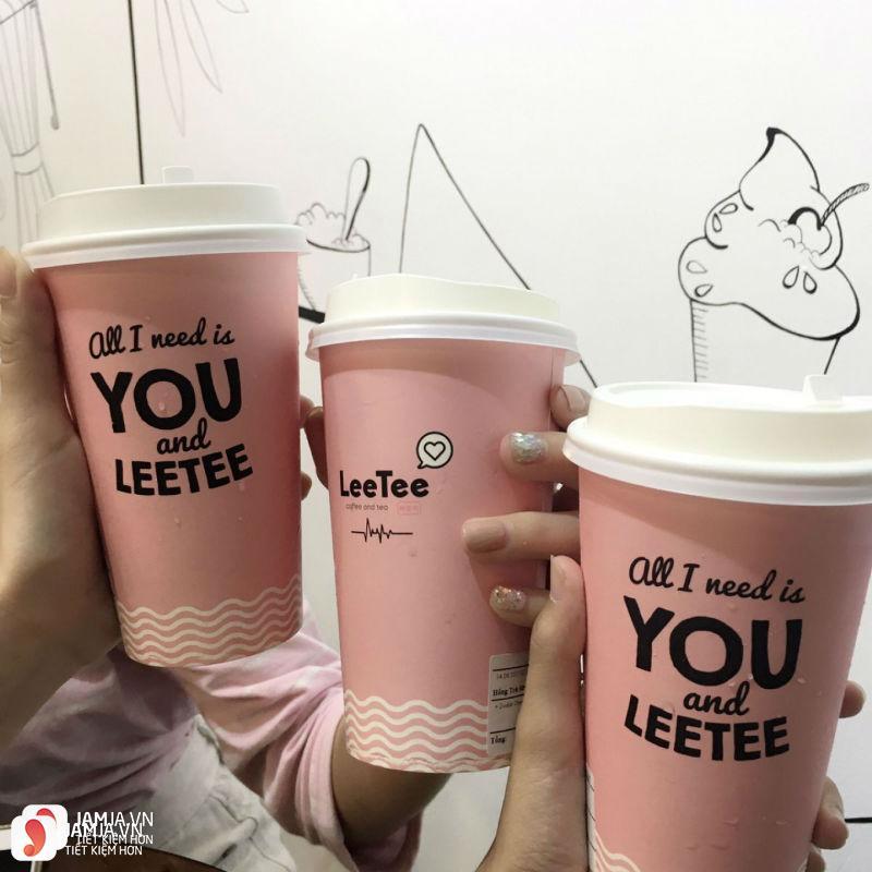 Trà sữa LeeTee - Tea & Juice - Xã Đàm 13