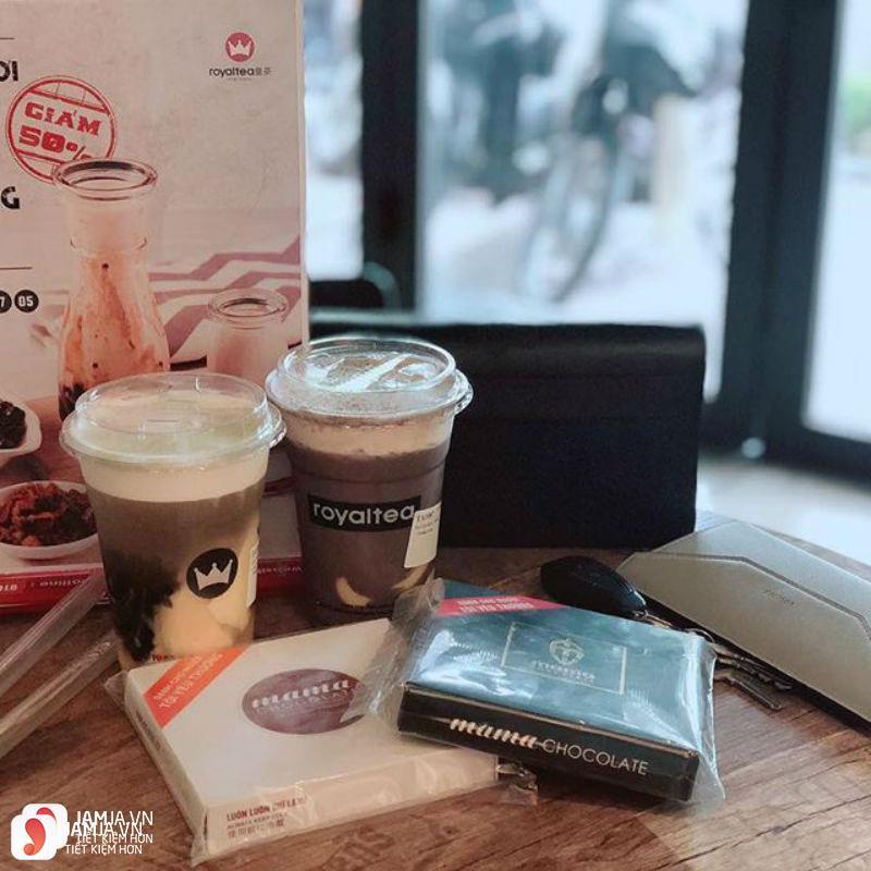 Trà sữa Royaltea - Thái Phiên 15