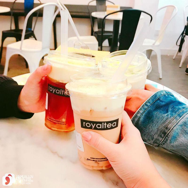 Trà sữa Royaltea - Thái Phiên 12