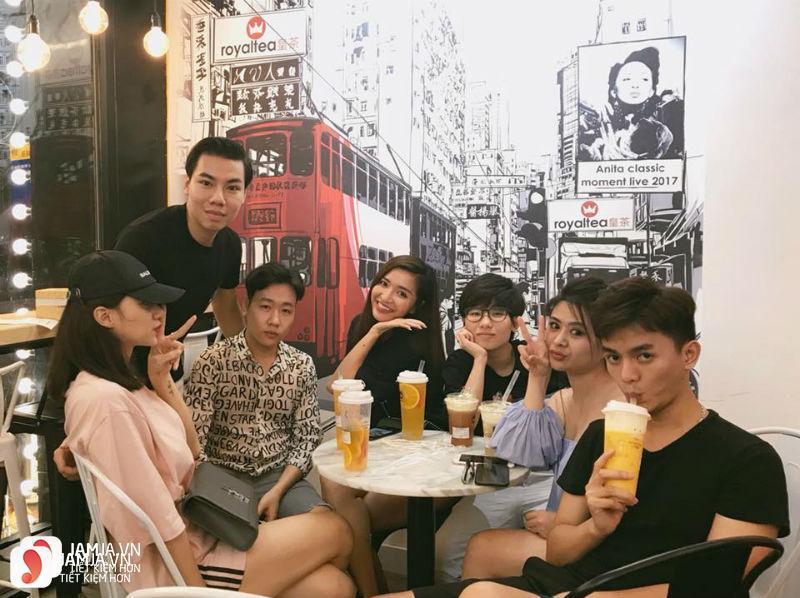 Trà sữa Royaltea - Thái Phiên 2