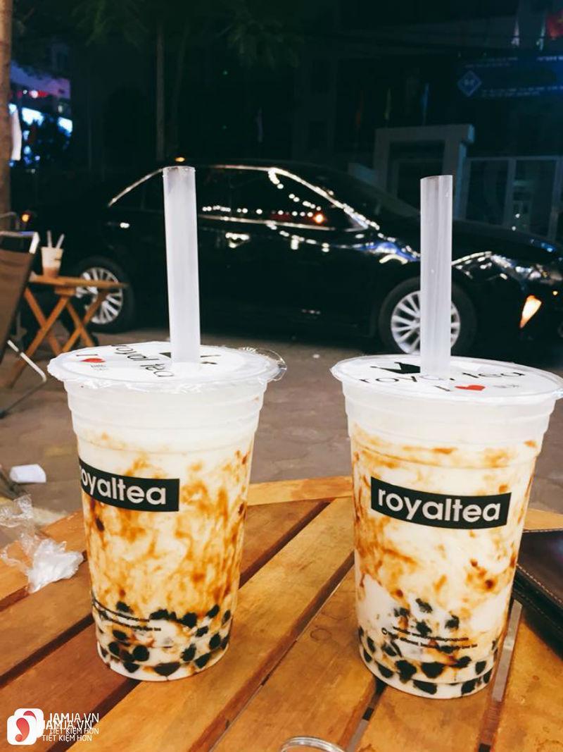 Trà sữa Royaltea - Thái Phiên 7