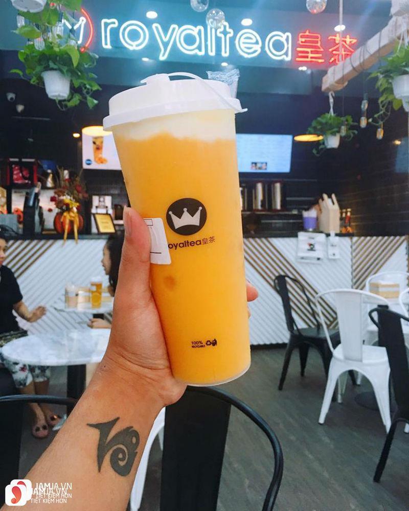 Trà sữa Royaltea - Thái Phiên 8