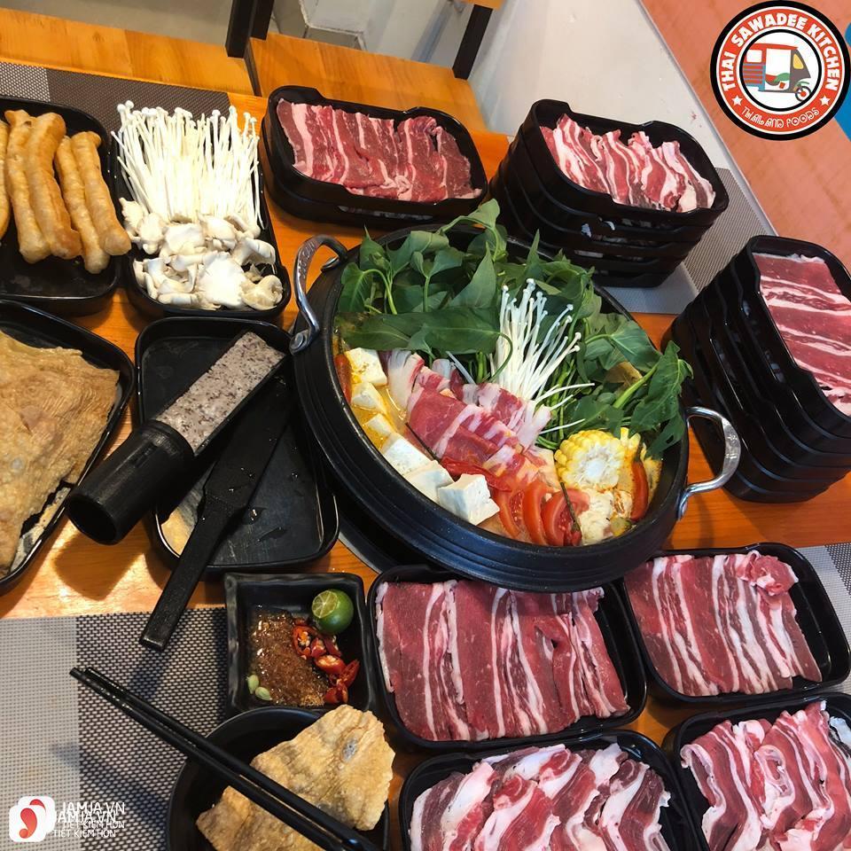 buffet lẩu thái Bếp Thái Sawadee - 2