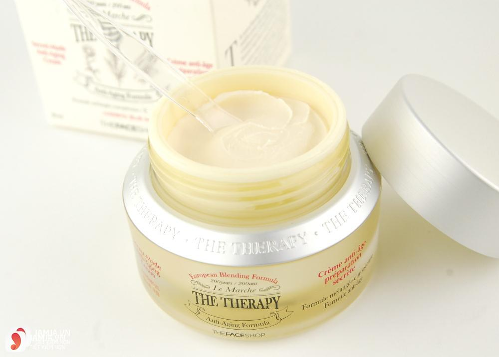 Kem dưỡng thể The Therapy Secret-Made Anti-Aging Cream 1