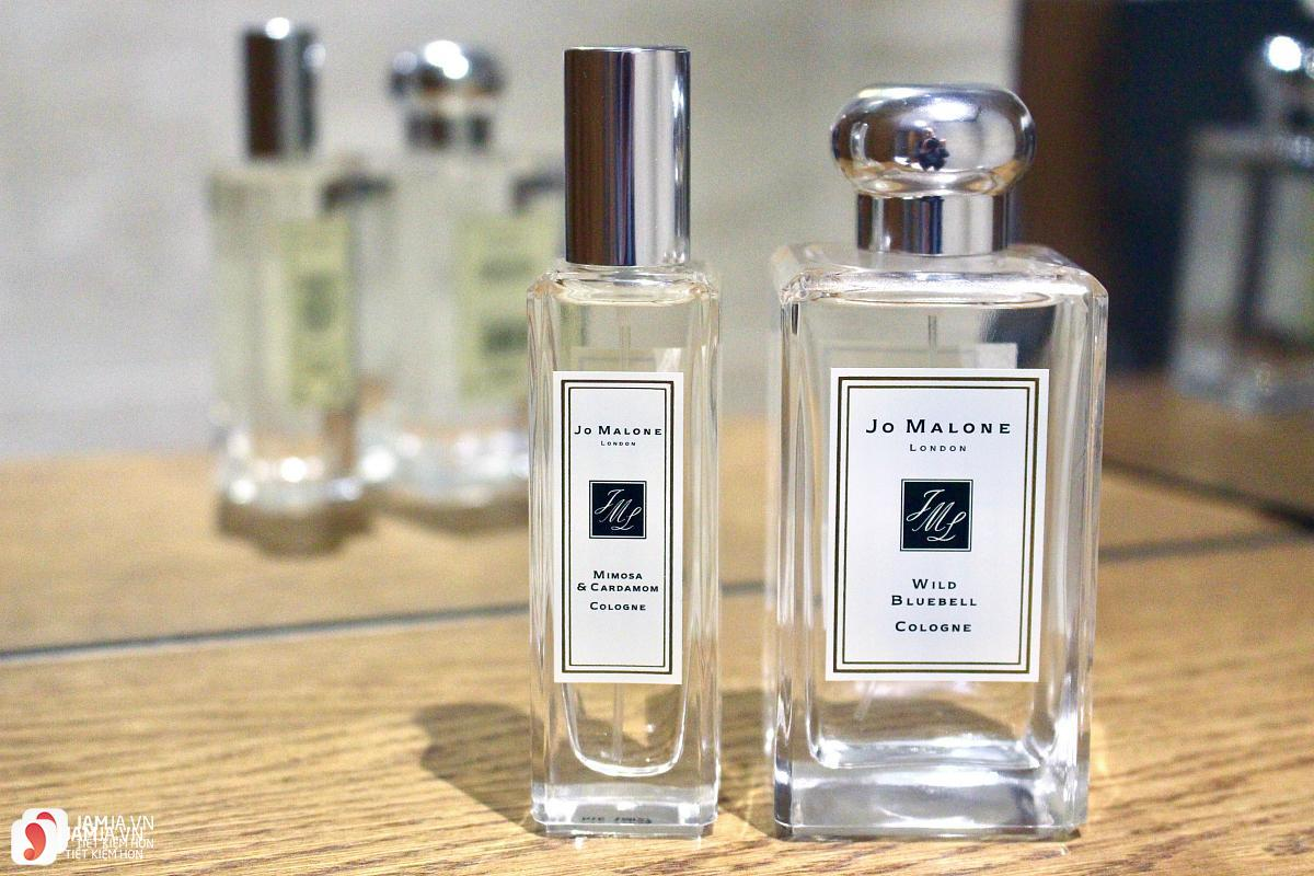 Review chi tiết nước hoaJo Malone Wild Bluebell 7
