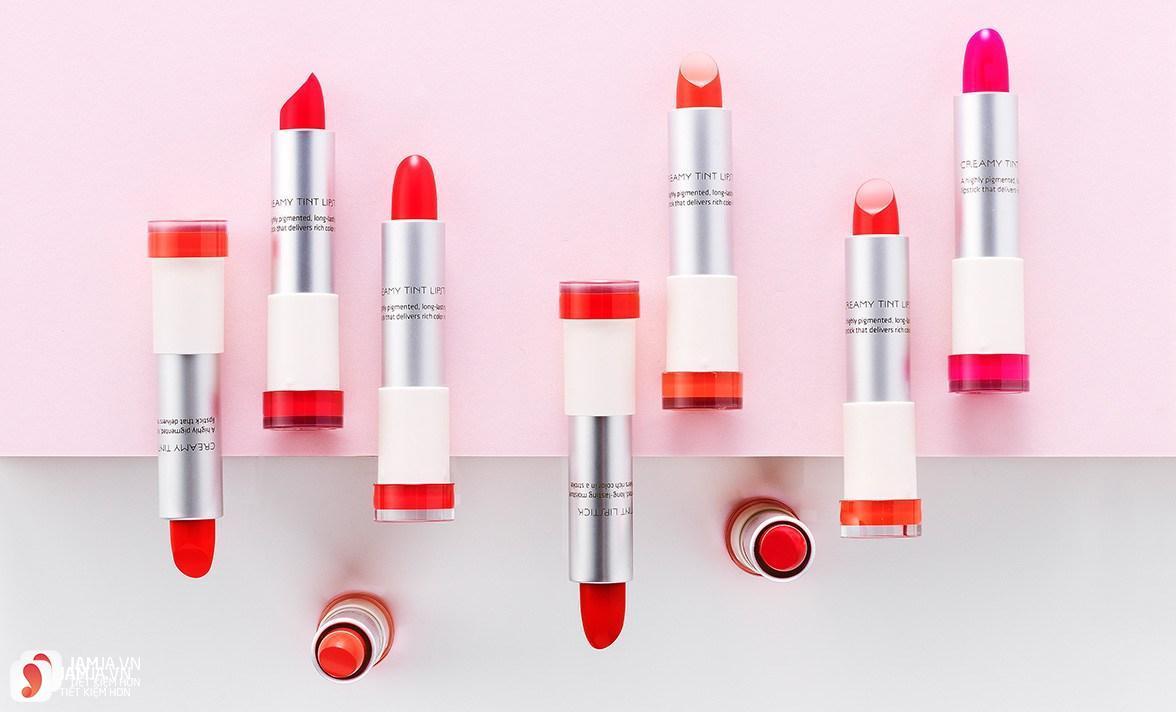 Son Innisfree Creamy Tint Lipstick 1