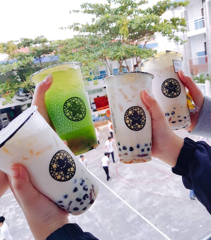 Trà Sữa Tocotoco - Hàng Bài review