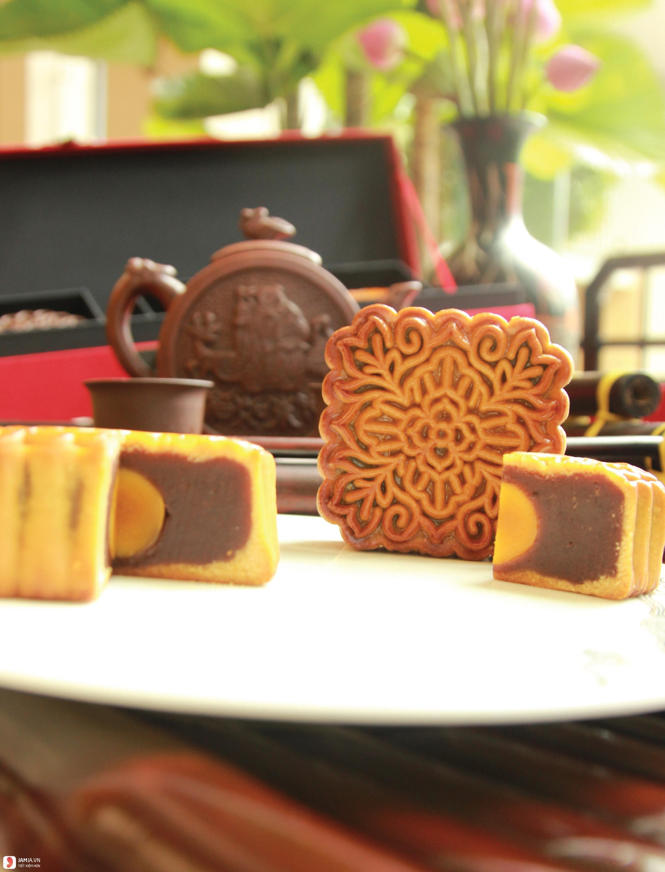 Bánh Trung Thu Sài Gòn xưa 1
