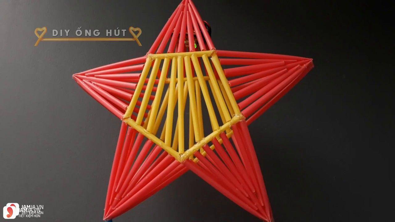 đèn lồng hình ngôi sao 7