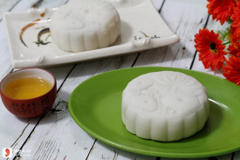 Cách làm vỏ bánh Trung Thu dẻo truyền thống 11