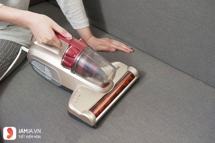 Mẹo sử dụng máy hút bụi hiệu quả nhất