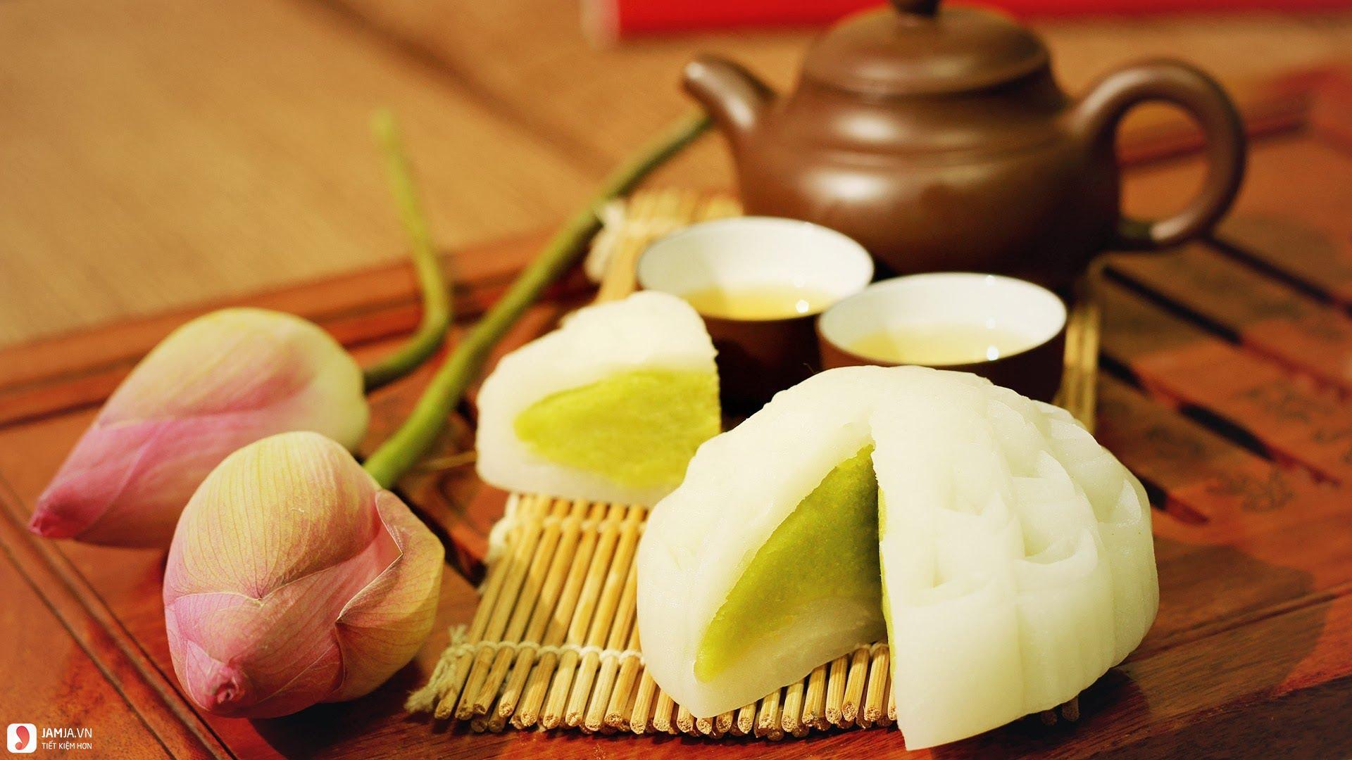 Nguồn gốc bánh Trung Thu dẻo truyền thống 1
