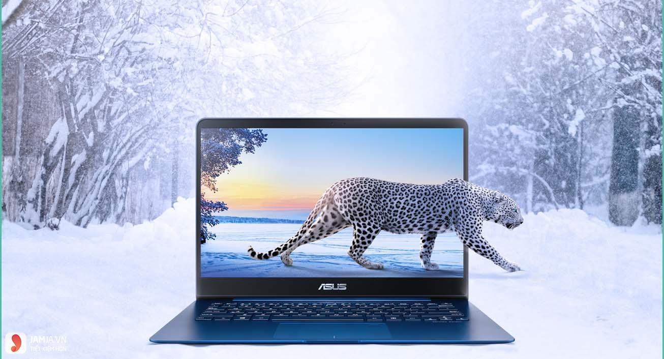 Laptop Asus Zenbook UX430UA-GV261T màn hình