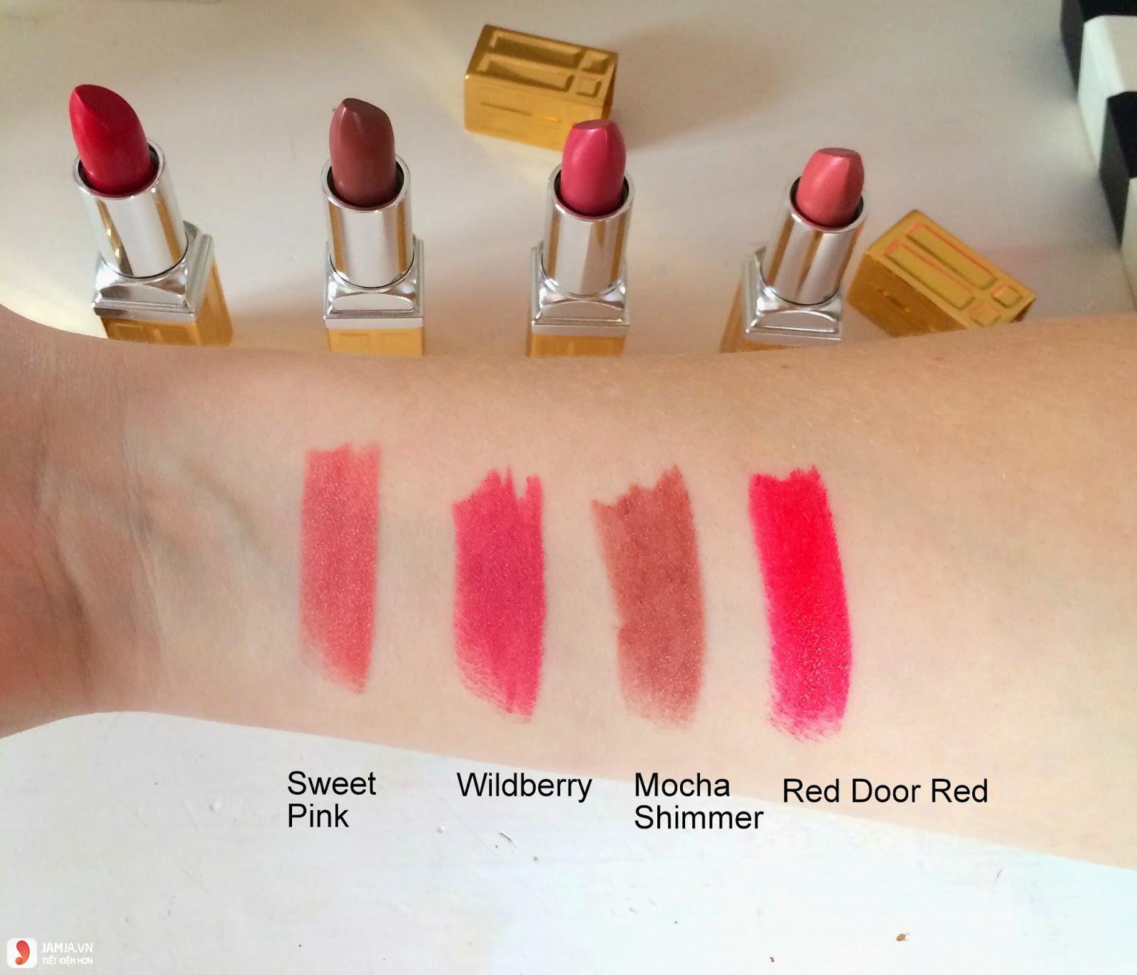 Elizabeth Arden Beautiful Color Moisturizing Lipstick Red Door Red 1