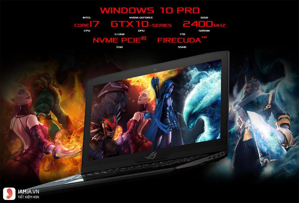Laptop Asus ROG Strix Hero GL503VM-GZ219T
