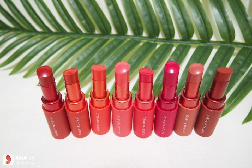 son Nature Republic Real Matte Lipstick3