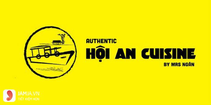 logo Authentic Hội An Cuisine By Mrs Ngân 1