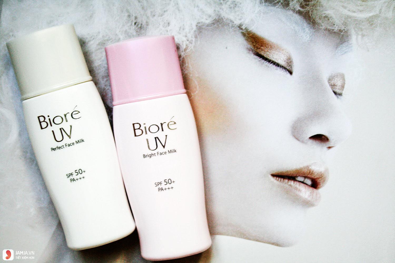 Biore UV Perfect Milk SPF 50+ PA+++ 1