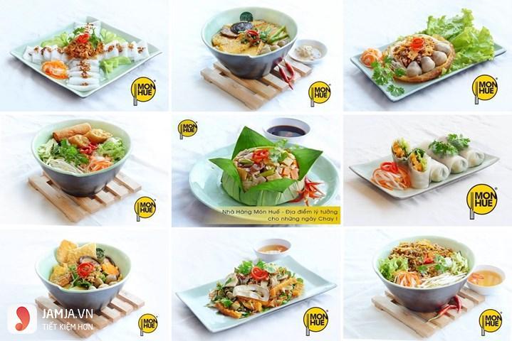 menu món huế 2