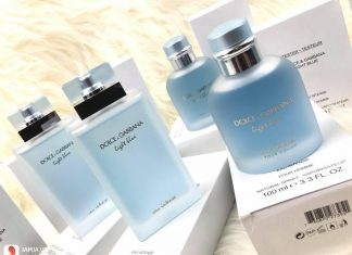 Review các dòng nước hoa Dolce & Gabbana siêu hot hiện nay