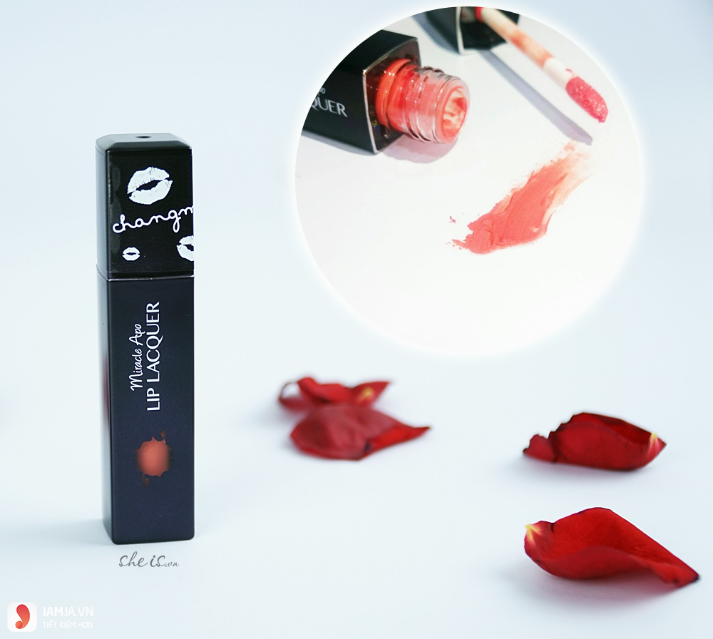 Review sonmiracle apo lip lacquer2