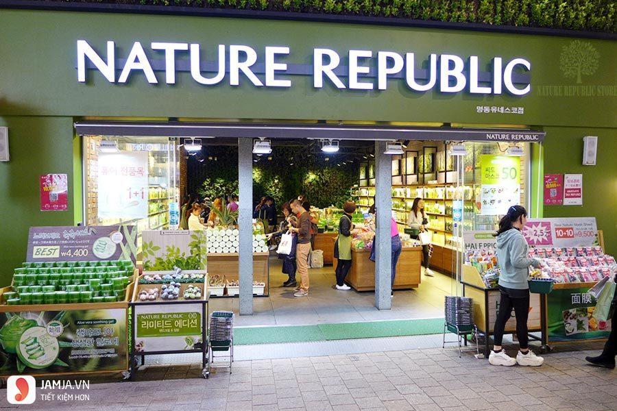 Thương hiệu Nature Republic 5