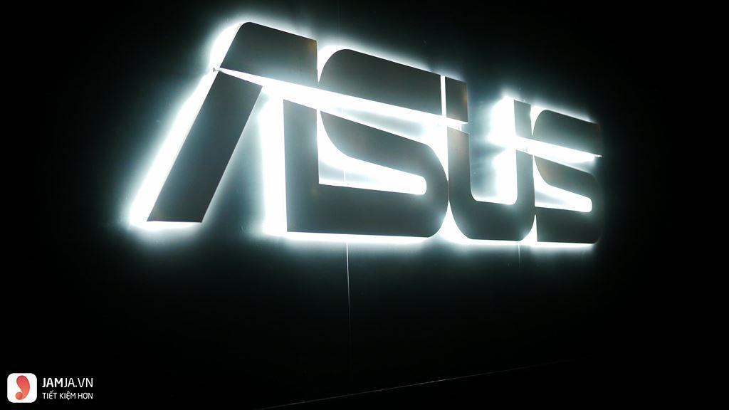 Thương hiệu Asus