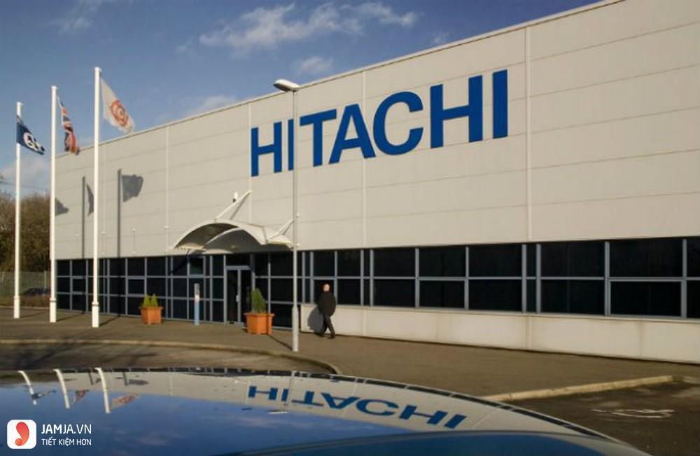 nhà máy hitachi