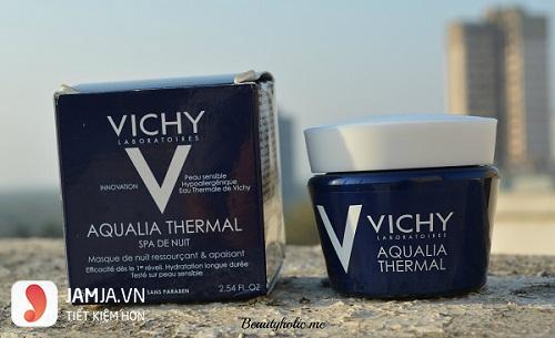 Mặt nạ ngủ Vichy Aqualia Thermal Night Spa giá bao nhiêu