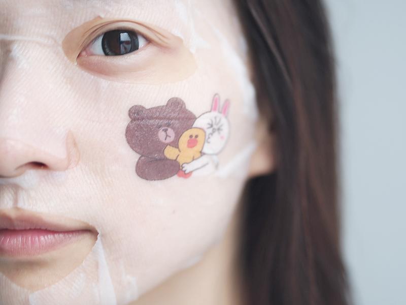 Tác dụng của mặt nạMediheal Line-Friends Ampoule Mask Sheet 1