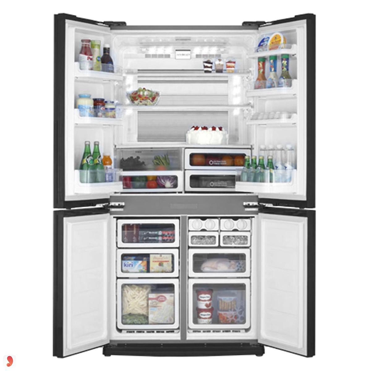 tủ lạnh sharp