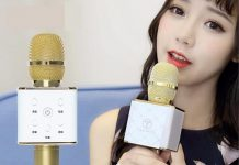 Micro karaoke bluetooth loại nào tốt?