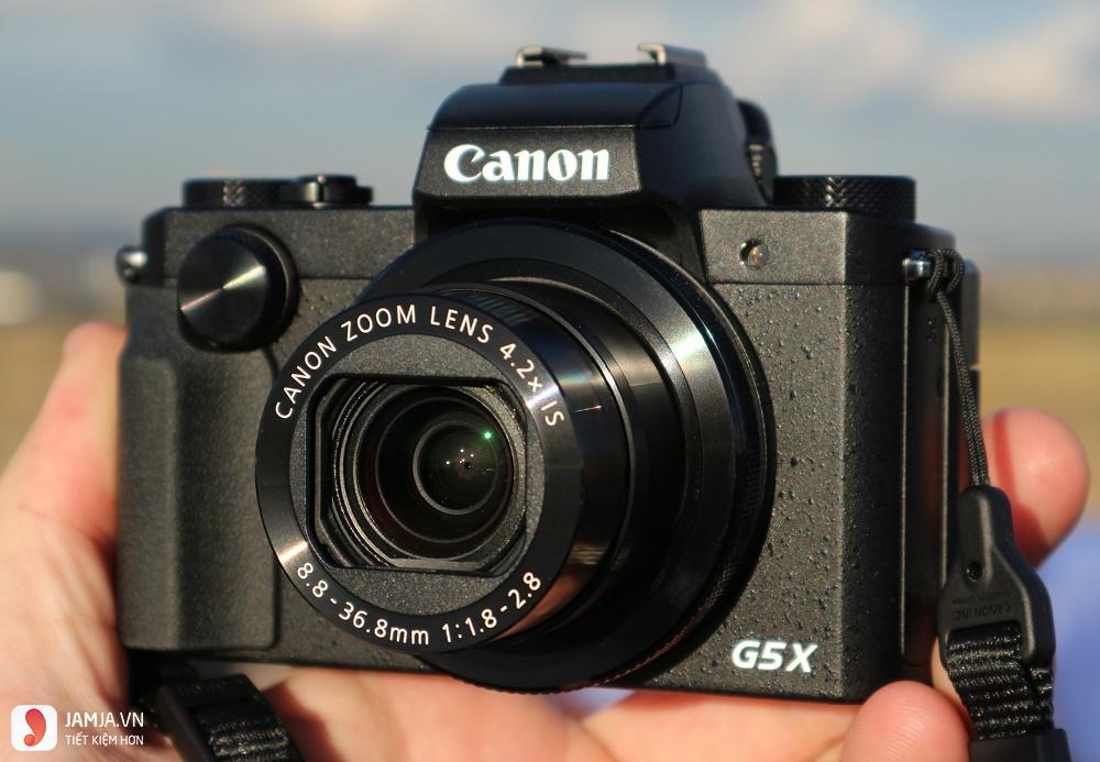 có bao nhiêu loại máy ảnh 5
