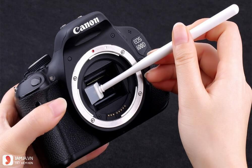 Điều cần lưu ý khi dùng máy ảnh 3
