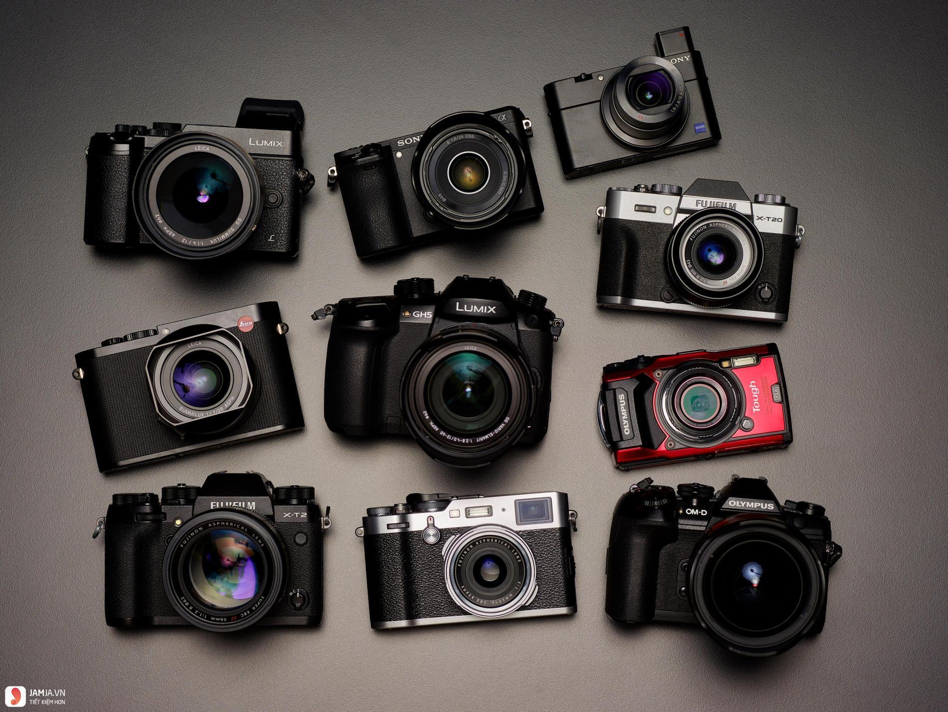 Tiêu chí chọn mua máy ảnh giá rẻ 7
