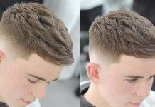 cắt tóc nam nổi tiếng ở Hà Nội