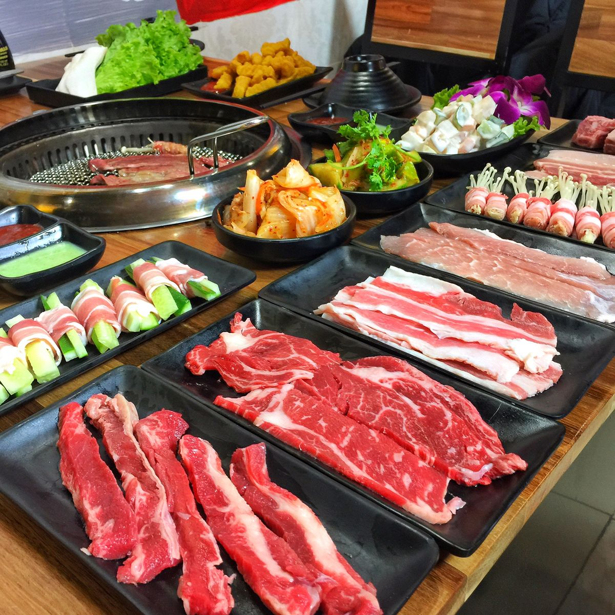 Sẹt Ky BBQ 1