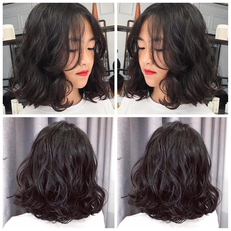 cắt tóc tại salon Le Soliel Hair 3
