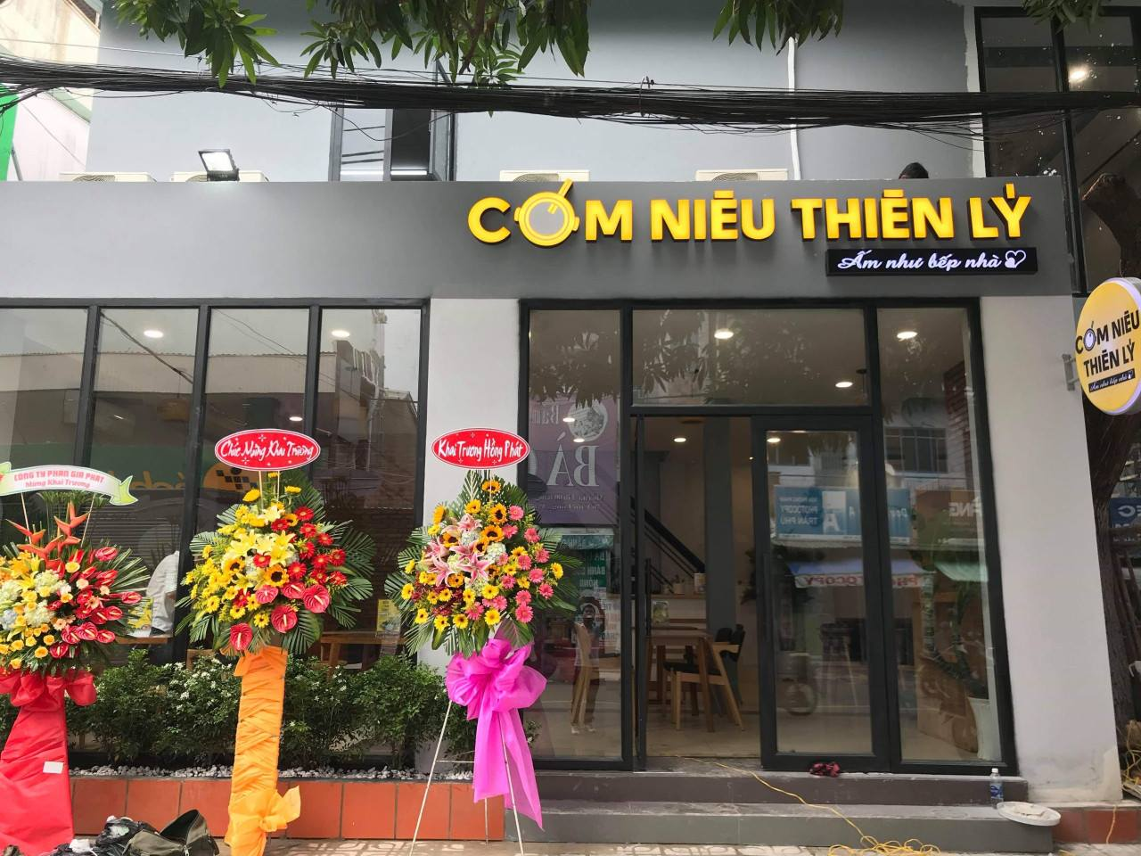 Thiên Lý - Cơm Niêu Singapore quận 10