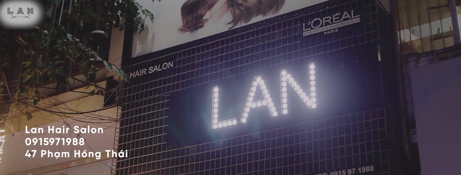 địa chỉ quán Lan Hair Salon
